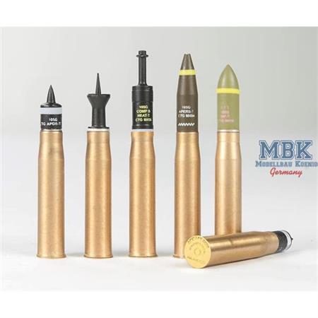M68 /L7 105  Ammo Set