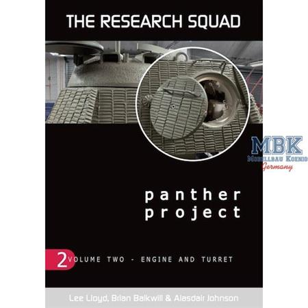 The Panther Project #2 - Engine & Turret