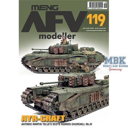 AFV-Modeller #119