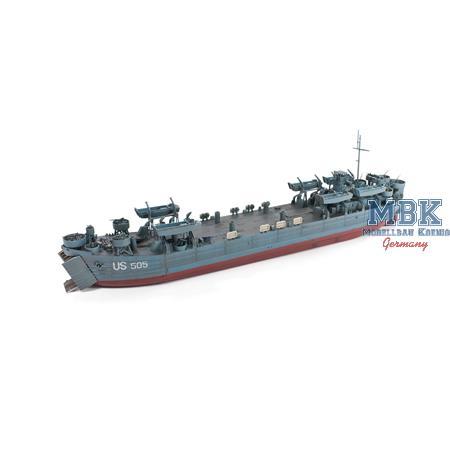 US NAVY TYPE 2 LSTs LST-491 Class Landing Ship