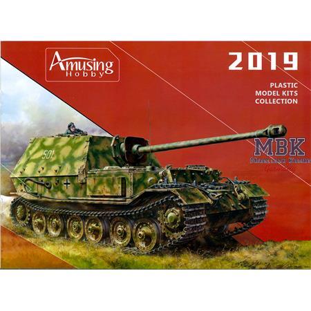 Amusing Hobby Katalog 2019