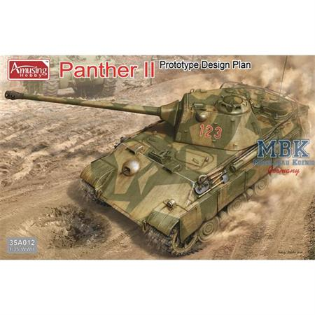 Panther II Prototype Design