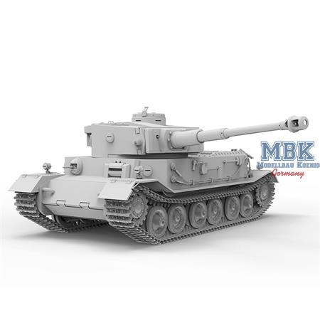 "Pz.Kpfwg.VI Tiger(P) ""Truppenübfahrzeug"""