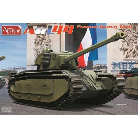 ARL44 French heavy tank