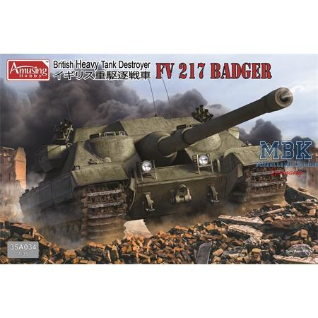 FV217 Badger