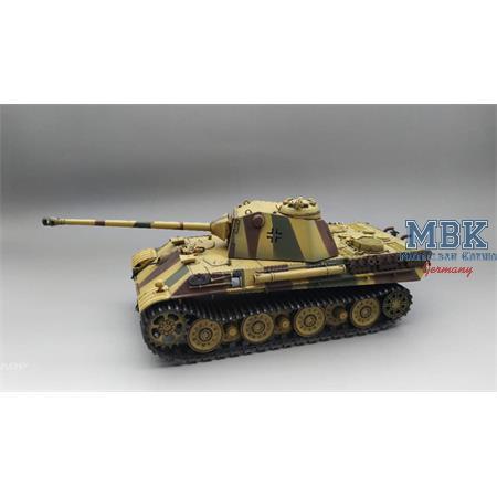 Panther II Rheinmetall turret