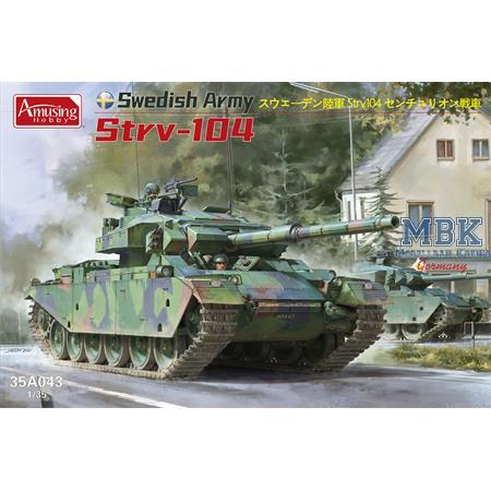 Swedish Army Strv-104