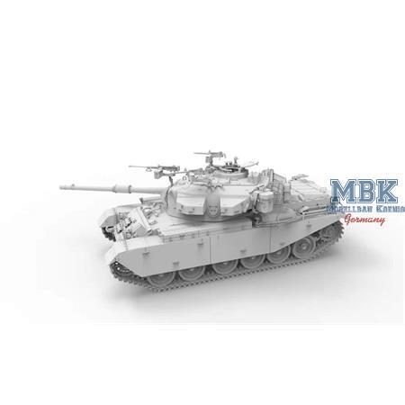 IDF SHOT KAL Alef Tank