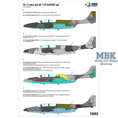 PZL TS-11 'Iskra' bis DF expert set