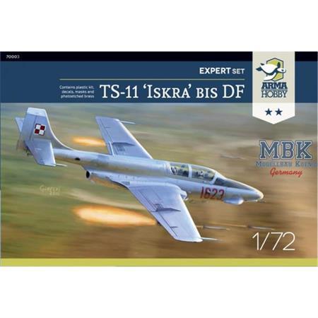 TS-11 'Iskra' Bis DF expert set