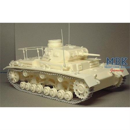 Panzerbefehlswagen III Ausf.D1