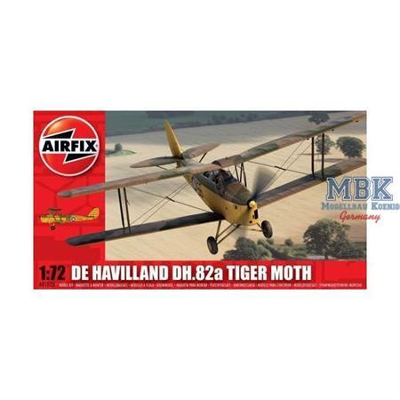 de Havilland DH.82 Tiger Moth (RAF)