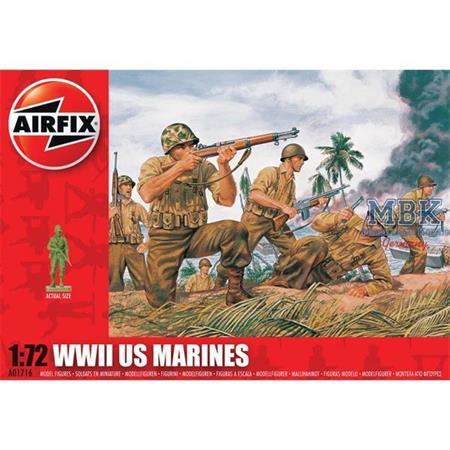 WWII US Marines