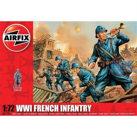 WW1 French Infantry
