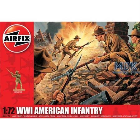 WW1 US Infantry
