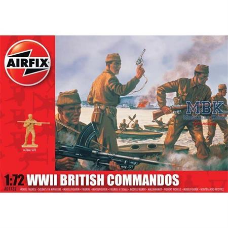 britische Kommandotruppen