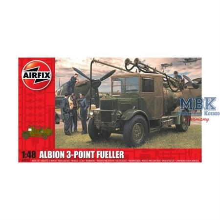 Albion AM463 3-Point Refueller