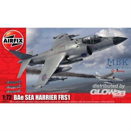Sea Harrier FRS1