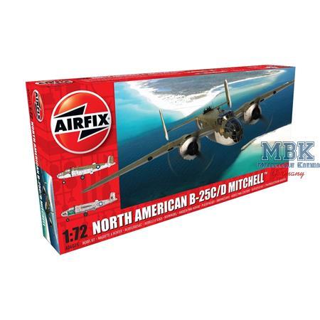 North-American B-25C/D
