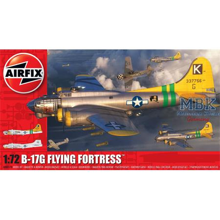 Boeing B-17G Flying Fortress 1:72
