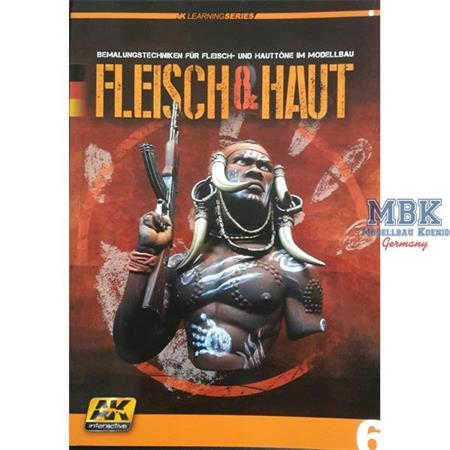 Fleisch & Haut AK Learning Series 6 DEUTSCH