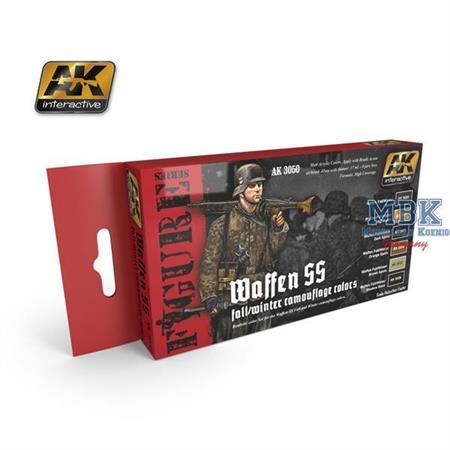 Waffen SS Fall/Winter Camouflage Set
