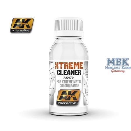 AK Xtreme Cleaner/ Thinner 100ml