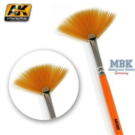 Fan Shape Brush