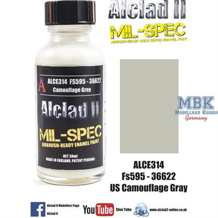 Camouflage Gray  30ml