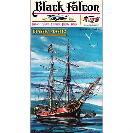 The Black Falcon (Pirate Ship / Piratenschiff)