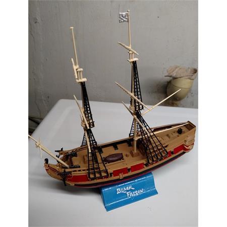 The Black Falcon (Pirate Ship / Piratenschiff)