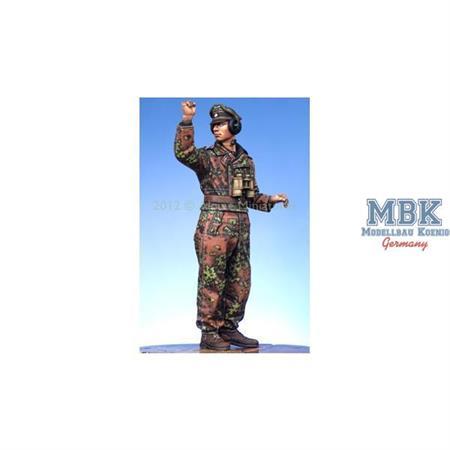 WSS Panzer Commander #1