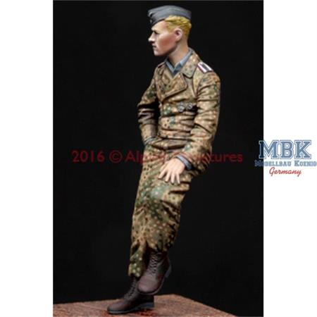 Waffen SS Tiger Crew 44/45   1/35