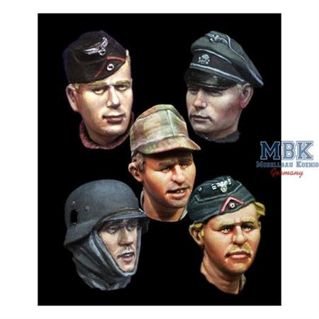 WW2 German Head Set #1