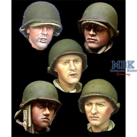 WW2 US Infantry Head Set