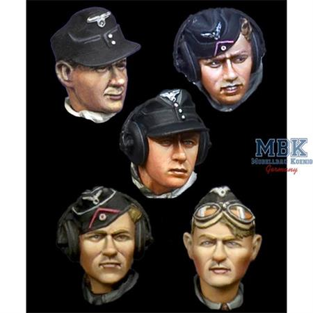 German Panzer Crew Head Set #2