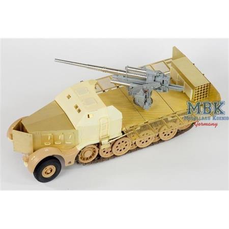 8.8 cm FlaK 37 (Sf) auf Fgst Zgkw 18t Conversion