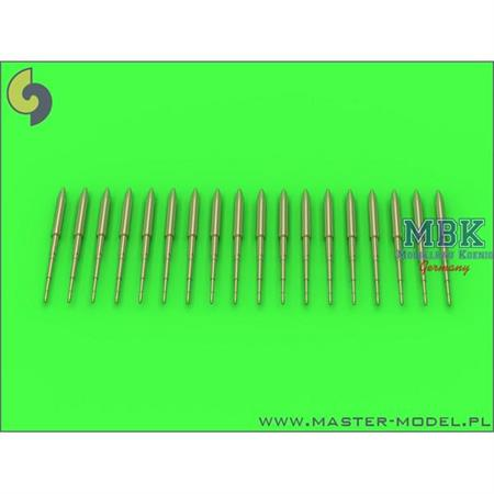 Static dischargers for F-16 (16pcs+2spare)