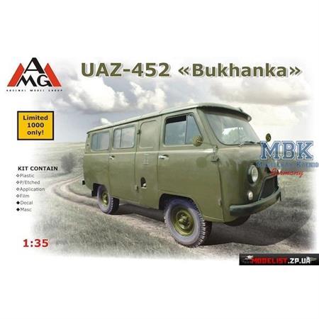 "UAZ-452 ""Bukhanka"""