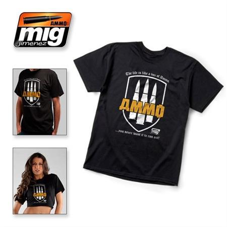 AMMO T-shirt (L)