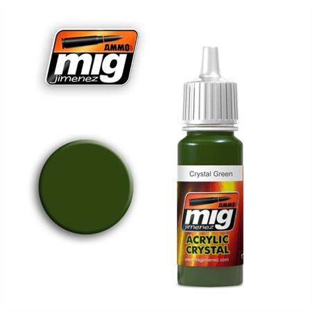 Crystal Green / grün transparent