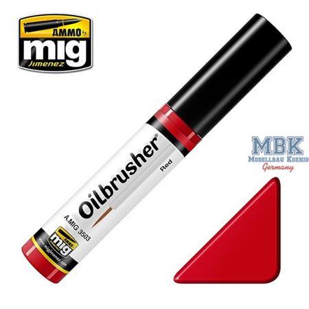 Oilbrush Red