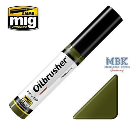 Oilbrush Field Green