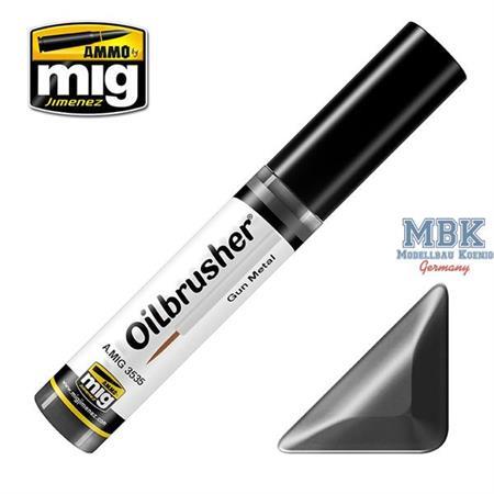 Oilbrush Gun Metal