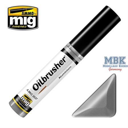 Oilbrush Aluminium