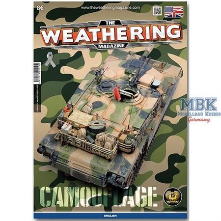 Weathering Magazine No.20  Camouflage