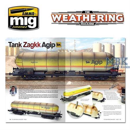 Weathering Magazine No.21  Faded