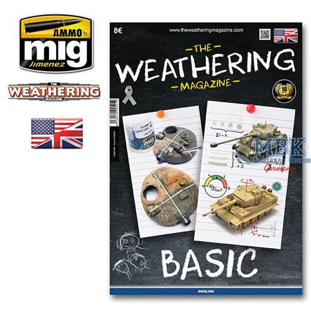 Weathering Magazine No.22  Basics