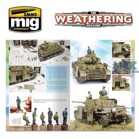 Weathering Magazine No.28 Vier Jahreszeiten