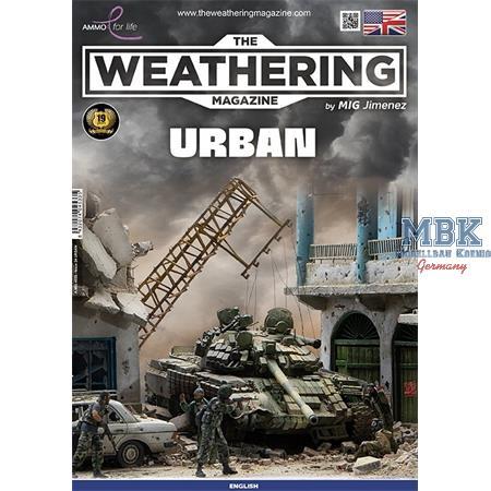 "Weathering Magazine No.33 ""Urban"""
